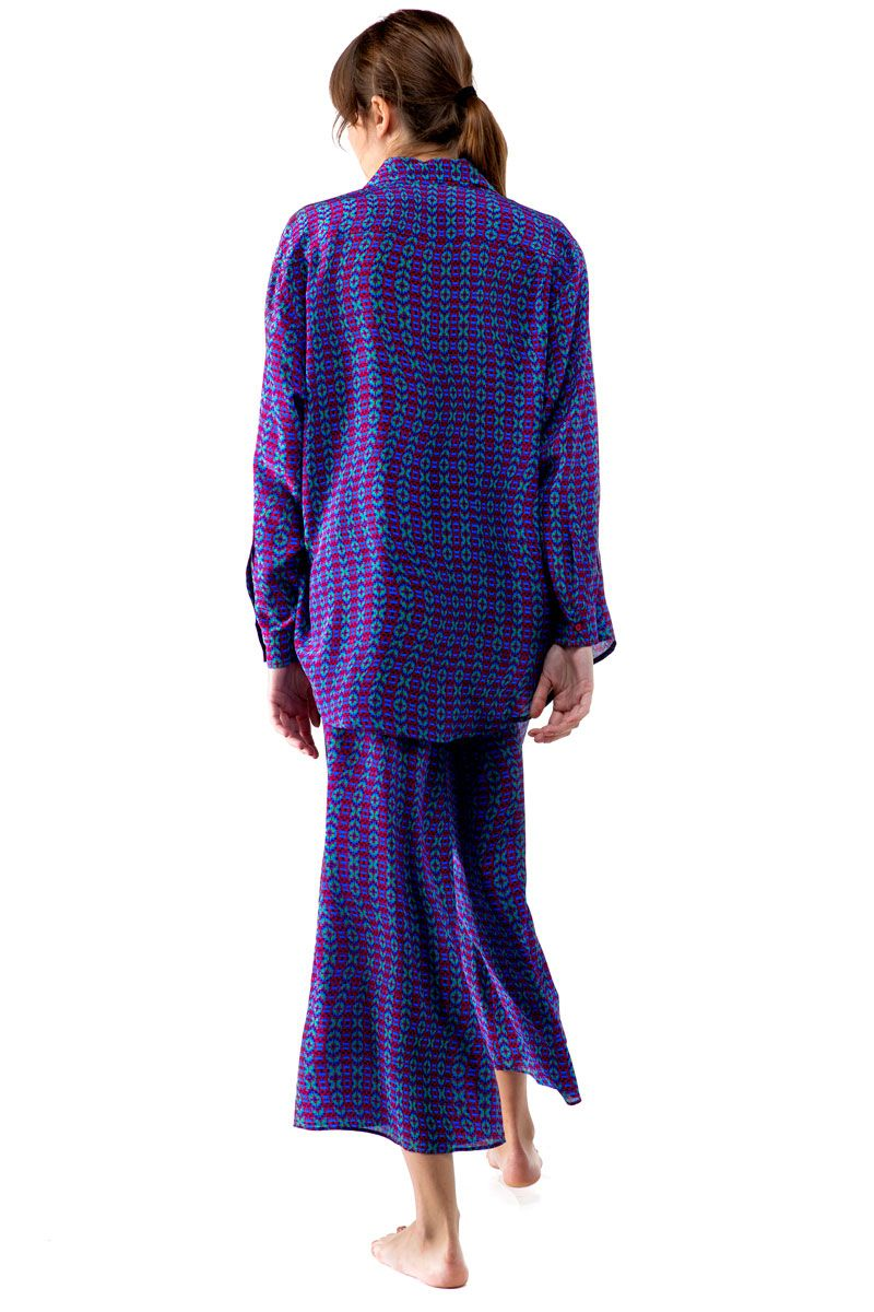 Elasticated Waist Crop Pants
