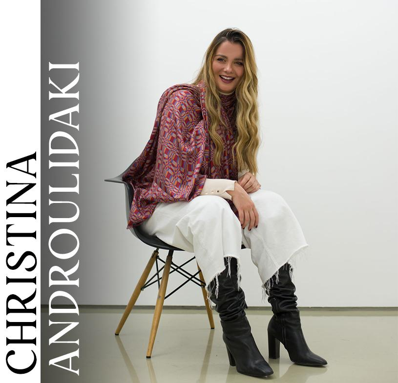CHRISTINA ANDROULIDAKI
